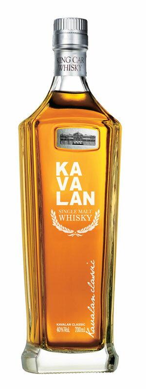 カバラン シングルモルト クラシック ウイスキー 40% 700ml
