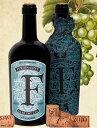【高級白ワインを添加した、最上級ジン!】フェルディナンズ ザール ドライジン 44% 500ml