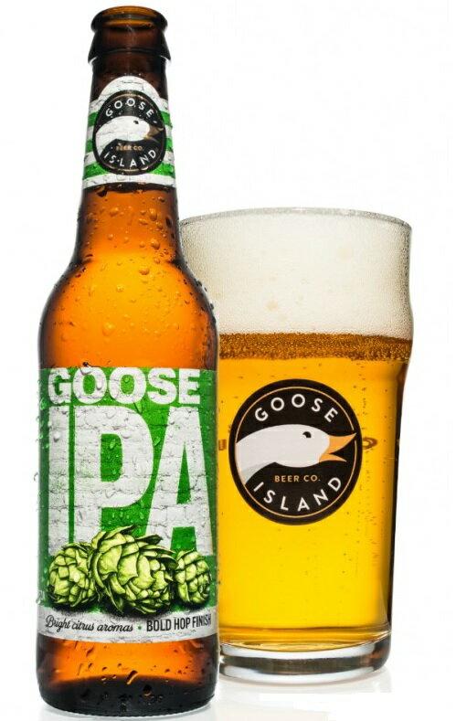 【話題のアメリカン・クラフトビール!】グースアイランド IPA 5.9% 355ml