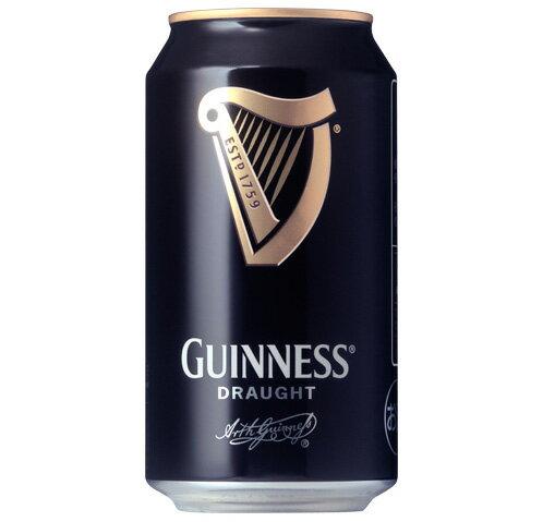 ドラフト ギネス (缶) 4.5% 330ml