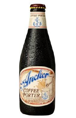 【2017年、秋限定醸造!】アンカー コーヒー ポーター (瓶) 6.5% 355ml