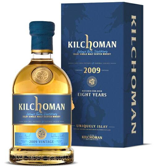 【世界市場向け、最長熟!】 キルホーマン 2009 ヴィンテージ 8年 46% 700ml