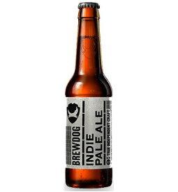【ケース販売】【送料無料】 ブリュードッグ インディ− ペールエール (瓶) (330ml×24本) スコットランド