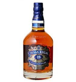 シーバス リーガル 18年 ブレンデッドウイスキー 40% 700ml