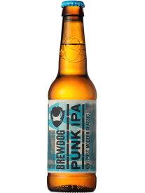 【ケース販売】 【送料無料】 ブリュードッグ パンク IPA 瓶 (330ml×24本) スコットランド