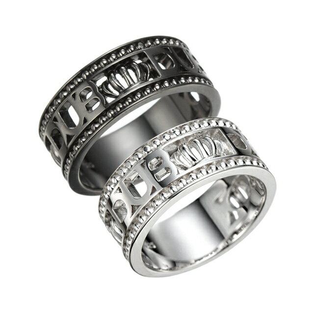 DUB Collection Dignity Pair Ring ディグニティペアリング ペア SV925 シルバー DUBj-221-Pair