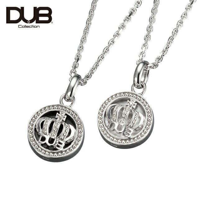 DUB Collection Crown Shell Pair Necklace クラウンシェルペアネックレス ペア SV925 シルバー DUBj-308-Pair