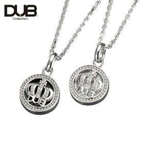 受注生産(オーダー) シルバー silver925 シルバーアクセサリー ネックレス ペア ペアネックレス ペアアクセサリー DUBCollection DUB DUBj-308-Pair