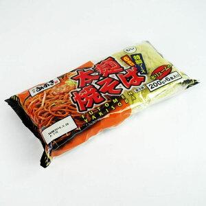 太麺焼そば(特製粉末ソース) 200g×6食入り:チルド品