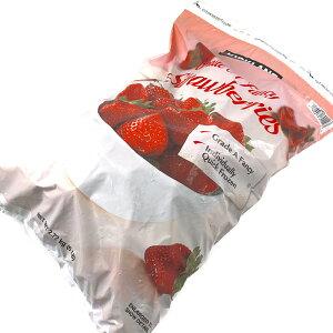 KS カリフォルニア 冷凍イチゴ Aクラス 2.72kg