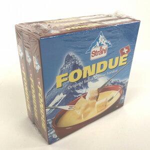 Strahl チーズフォンデュ 200g×3 CHEESE FONDUE