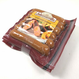 ジョンソンヴィル チェダーチーズ 6本入(396g)×2袋