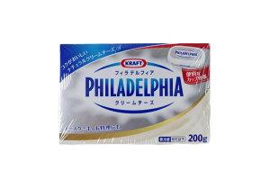 フィラデルフィア クリームチーズ 200g×3P