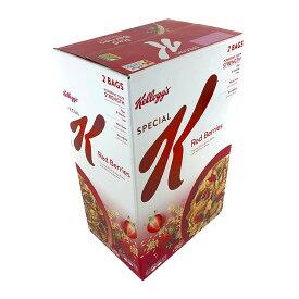ケロッグ スペシャル K レッド ベリーズ 1.2kg (600g×2) Kellogg's Special K Red Berries