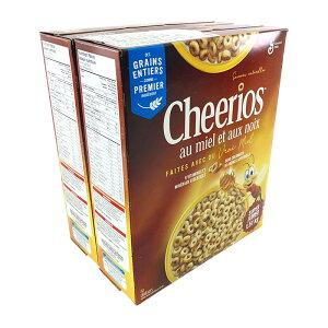 ジェネラルミルズ ハニーナッツ チェリオス シリアル 755g×2 Honey Nut Cheerious