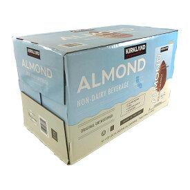 カークランド アーモンドミルク (無糖) 946ml×12本 KS Unsweetened Almond Bev