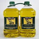 カークランド ピュアオリーブオイル 5.4kg (2.7kgx2) KS Refined Olive Oil