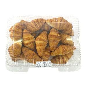 ラグジュアリーミニクロワッサン 増量!20個入り(発酵バター、フランス産小麦100%使用) Luxury Mini Croissant