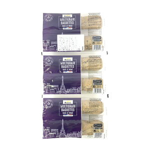 【期間限定】 メニセーズ マルチグレイン バゲット 125g×6袋 Menissez Multigrain