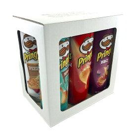 プリングルス アソートボックス 6種 各1本入り Pringles Assort 6PK