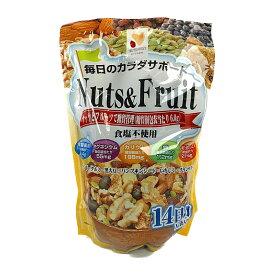 ハース 糖質管理 ナッツ&フルーツ 25g×14袋 350g Low Carb Diet Nuts&Fruit