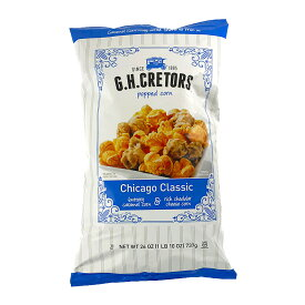 G.H.クレターズ ポップコーン シカゴクラシック ミックス 737g Chicago Classic Mix