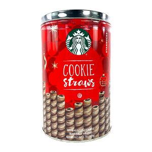 【期間限定】 スターバックス クッキーストロー チョコレート 40本 (520g) STARBUCKS Cookie Straws Chocolate