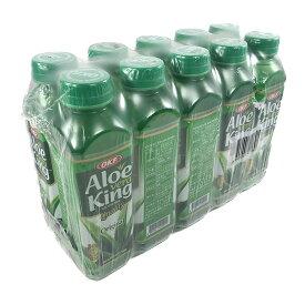 アロエジュース オリジナル 500ml×10本 Aloe vera King Original