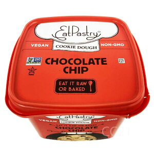 Eat Pastry チョコチップクッキー生地 1.3kg Edible Cookie Dough