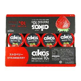 ダノン オイコス ストロベリー ヨーグルト 113g×12個 Oikos Strawberry