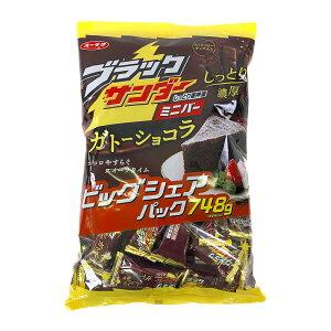 有楽製菓 ブラックサンダー ガトーショコラ 748g Brack Thunder Gateau Chocolat