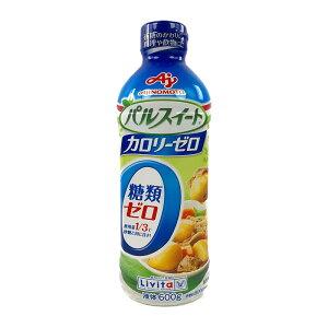 パルスイート カロリーゼロ 液体タイプ 600g Pal Sweet Non-cal Liquid