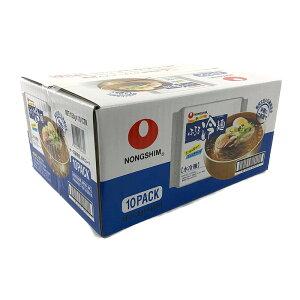 農心 ふるる冷麺 水冷麺 10袋 Korean Cold Noodle