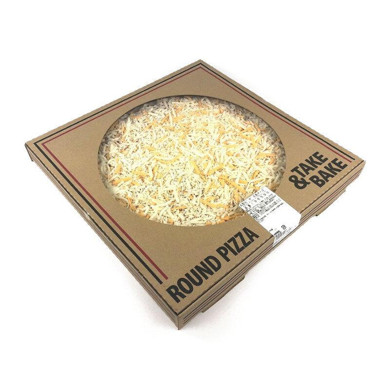 超BIG!!絶品とろーりチーズの丸型ピザ(五色チーズ) 40cm