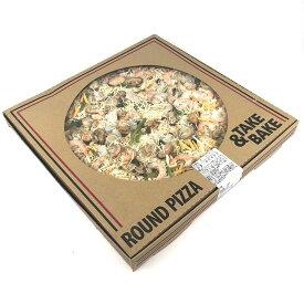 たっぷりシーフードの超BIG!丸型ピザ 40cm