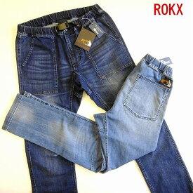 ROKX ロックス ストレッチデニム ファティーグパンツ クライミングパンツ DENIM FATIGUE PANTS RXMS191008/S・M・L・XL