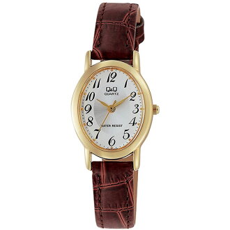 The Citizen Watch Q & Q watch Q&Q watch VZ89-104 Lady's collect on delivery postage is 1,380 yen