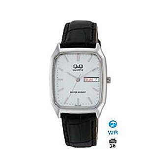 Clock A182-301 with the Citizen Watch Q&Q day date Co., Ltd.