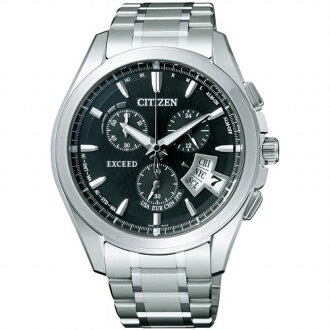!! EBS74-5103 (CITIZEN) citizen exceed eco-drive radio controlled clock [men's]