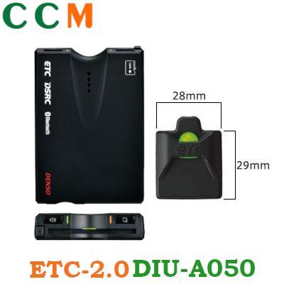 【DENSO】ETC 2.0 車載器 DIU-A050 スマホ連携 【セットアップ無し】
