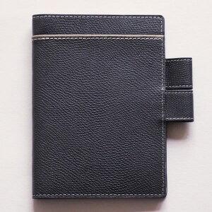 フォー旅人パスポート&メモケース(グレー)