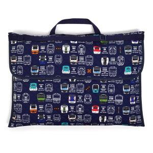 防災頭巾カバー キルティング 電車コレクション※JR東日本商品化許諾済