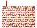 レジャーシート おしゃれリンゴのひみつ(スケアー地・アイボリー) 日本製 【ピクニックシート レジャーマット】…