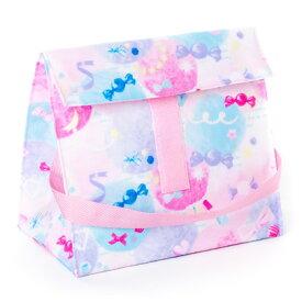 ランチバッグ 子供用 保冷弁当袋 お弁当 保冷バッグ ランチバッグ 幼稚園 ランチバッグ 保冷 キャンディポップ ピンク 女の子