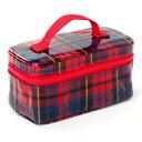 ランチバッグ 子供用 保冷弁当袋 お弁当 保冷バッグ ランチバッグ 幼稚園 ランチバッグ 保冷 タータンチェック・レッ…