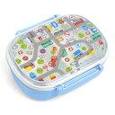 ランチボックス 集まれ!いろんなくるま (プラスチック お弁当箱 360ml 食洗機 食器洗い キッズ 幼児 子供 幼稚園 …
