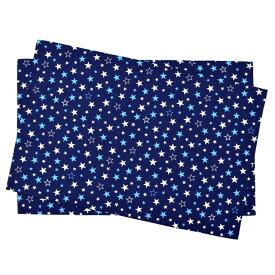 ランチョンマット(40cm×60cm) ブリリアントスター 紺