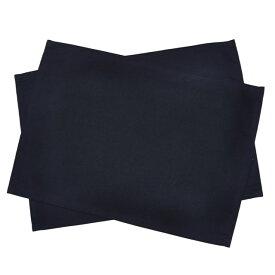 ランチョンマット(25cm×35cm) ディープネイビー
