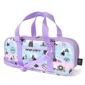 絵の具バッグ 子供用 画材バッグ 子供 絵の具 バッグのみ 単品 小学生 サクラクレパス 水彩 画材 小学校 かわいい コンパクト シンデレラ ピンク 女の子