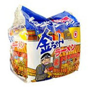 金ちゃんラーメン5個パック×6袋 まとめ買い らーめん ヌードル カップ しょうゆ 太麺 ケース 即席 インスタント